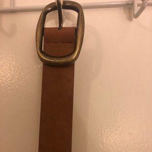 ASOS brown belt